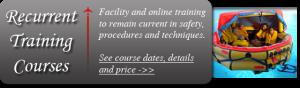 Recurrent flight attedant training - current