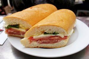 Sandwiches to Serve on a Private Jet