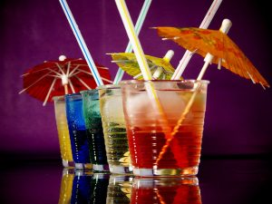 Summer Cocktail Recipes for Private Jet Flight Attendants