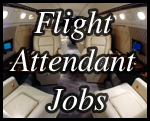 flight attendant jobs corporate private jet