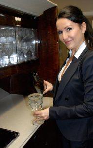 flight attendants course