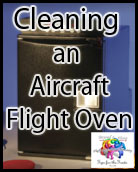 how to clean a gulfstream oven private jet aircraft