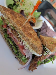10 Sandwiches to Serve on a Private Jet
